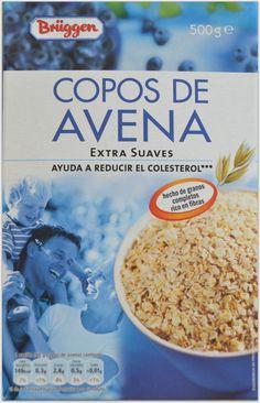 copos-de-avena-mercadona Brioche Recipe, Lemon Curd, Sin Gluten, Royal Icing, Crepes, Oatmeal, Sweets, Chocolate, Snacks