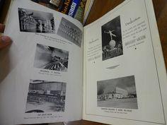 Fronton Palacio RARE Vintage 1948 Jai Alai Souvenir Program Tijuana Mexico | eBay