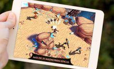 10 Juegos para iPad y iPad Mini que No Deberías Perderte en este 2015