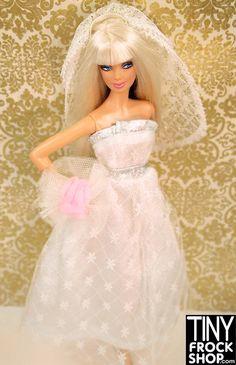 Barbie Snowflake Dress