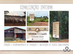 A Tudo Marketing foi responsável por desenvolver toda sinalização interna do complexo de fazendas Nelore Santa Clara. #Nelore #NeloreSantaClara #Fazenda #Gado #TudoMkt #TudoMarketing #Marketing #Design