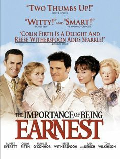 The Importance Of Being Earnest: Colin Firth, Rupert Everett, Reese Witherspoon, Judi Dench