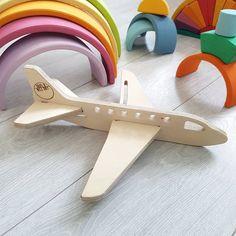 Big Kids, Wooden Toys, Kids Toys, Birthday Gifts, Coding, Plane, Guys, Halloween, Nice