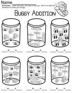 Buggy Addition math problems!