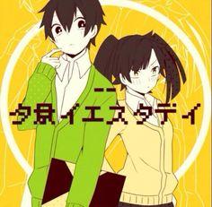 Haruka and Takane Enomoto