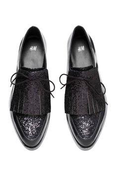Блестящие туфли | H&M