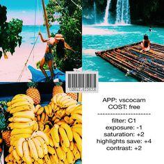 tropical editing