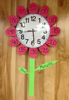 Great way to teach time www.bubhub.com