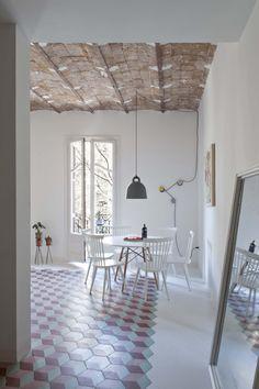 Tyche Apartment, Barcelona, Spain - CaSA - Colombo and Serboli Architecture