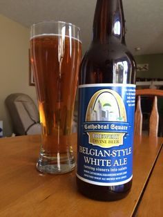 627. Cathedral Square Brewery - Belgian Style White Ale