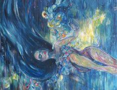 "Saatchi Art Artist Sylvia C Sosnovska Artist; Painting, ""Vessel"" #art"