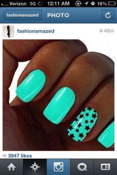 Nails.starlight, star bright