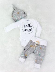 167ee0279 Coming Home Outfit boy Baby boy Newborn baby coming home outfit/ going home  outfit for boy organic cotton newborn set