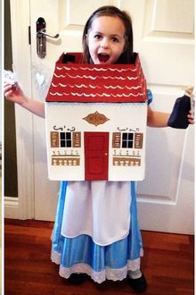 Nine easy World Book Day costume ideas for parents in a panic  sc 1 st  Pinterest : ideas for book day costumes  - Germanpascual.Com