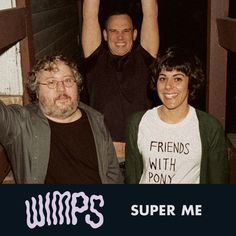 "Wimps share new song ""Settling Down"" and announce tour dates 
