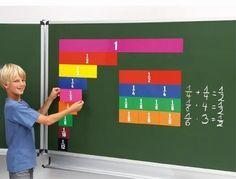 Seating Chart Classroom, Math Classroom, Classroom Activities, Teaching Fractions, Math Fractions, Teaching Math, Math Skills, Math Lessons, Montessori Math