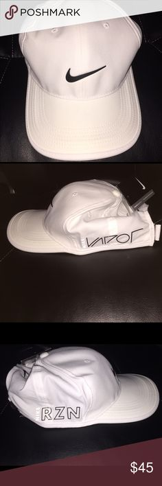 NWT  NIKE DRI FIT HAT - (White) This is a BRAND NEW Nike 98bc78c32a9