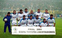 Cruz Azul en la Libertadores.