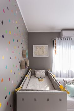 Perfect personal room decoration for you baby! Baby Bedroom, Baby Room Decor, Girls Bedroom, Bedroom Ideas, Bedroom Decor, Montessori Toddler Bedroom, Toddler Rooms, Montessori Playroom, Cool Kids Bedrooms