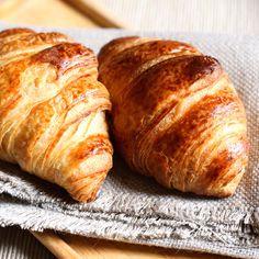Croissant, la ricetta originale