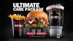 """Why Carl's Jr. And Hardee's Made A Meal For """"Call Of Duty: Black Ops III"""""""