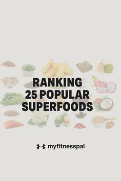 If you've been curious about the health foods that have taken Instagram by storm, take a glance at our top 25 superfoods of the moment from acai to cacao, learn what makes these picks so good for you. These nutrition-dense powerful vegan foods and plant-based foods can help support your immune system, energy, are antioxidant rich, anti-inflammatory and gut-healing.  #myfitnesspal #superfoods #cacao #jackfruit #healthyfoods #tophealthfoods #superfruit #leafygreens #healthyliving #guthealth Health Foods, Gut Health, Health Tips, Nutrition Guide, Health And Nutrition, Health And Wellness, Healthy Eating Tips, How To Stay Healthy, Healthy Water