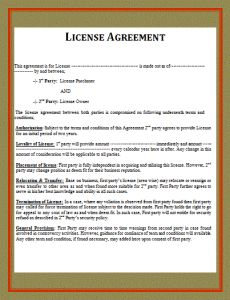 Free Purchase Agreement Template  Free Word Templates  Purchase