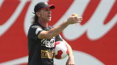 Selección peruana: Ricardo Gareca ensayó con posible equipo titular #Peru21