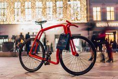 Crime Passionnel custom made Viks bike
