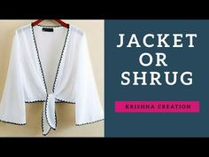 18 Best Ideas For Fashion Diy Jacket Girls Dresses Sewing, Dress Sewing Patterns, Sewing Patterns Free, Sewing Tutorials, Sewing Diy, Baby Dresses, Sewing Shirts, Sewing Clothes, Diy Clothes