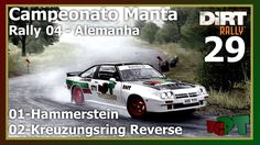 Dirt Rally - Campeonato Manta - Rally 04 - Etapa 01-02