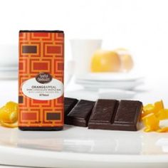 Orange Appeal Truffle Bar by Seattle Chocolates