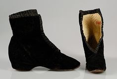 Carriage boots (1890-1905)