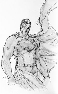 Superman by Michael Turner