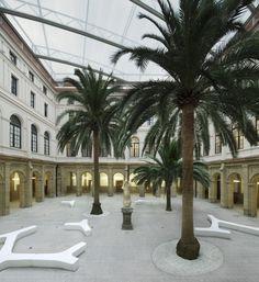 ACXT || Rehabilitación de la Universidad de Deusto (Bilbao, España)
