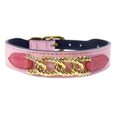 Hartman  Rose Mayfair Dog Collar 12 to 14Inch Sweet Pink with Petal Pink Tabs *** You can get more details by clicking on the image. This is an Amazon Affiliate links.