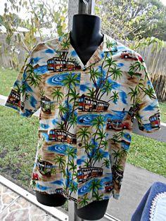 c4962114 23 Best Vintage Hawaiian Shirts images | Vintage hawaiian shirts ...