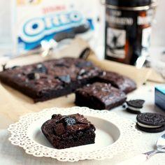 Oreo Brownie | Cukrowa Wróżka