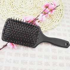 2016 New Healthy Massage Hairbrush Prevent Hair Loss Scalp Cushion Comb Beauty Tool #Affiliate