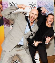 The King of Swing and Biceps   WWE, Dolph Ziggler, Cesaro