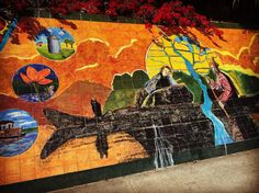 #gopro #cardio #mural #graffiti #streetphotography #streetart #street #tag #artist #art #painting #painter #artwork #culvercity #losangeles #california #westcoast #urbanart #urban #beautiful #earthporn  #flashback  #panorama #bikepath #city #view #runner #asian #Chinese #Japanese by danielle_leigh_davis