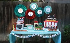 Juneberry Lane: Our New PBS Parents 'Birthday Parties' Series - DANIEL TIGER!!!!!
