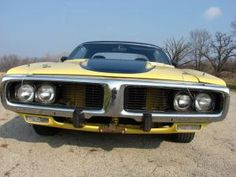 14 best chargers images on pinterest dodge charger dodge chargers dodge charger 1973 yellow for sale car advert 201850 classiccarsforsale fandeluxe Image collections