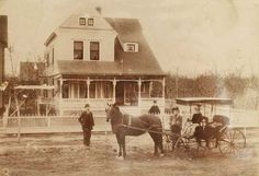 Boise, 5th St, 1897