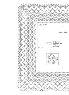 patrones - MARISA Cebrian - Álbumes web de Picasa