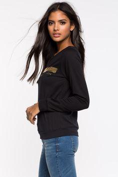 Свитшот Размеры: S, M, L Цвет: черный Цена: 1353 руб.     #одежда #женщинам #свитшоты #коопт