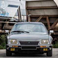 Citroën CX was Inspired By, Named For, and Shaped by Aerodynamics