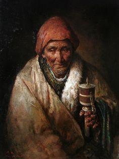 Praying - Tang Wei Min