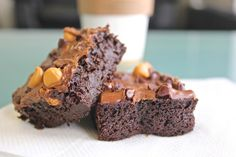 Recipe: Chocolate Zucchini Brownies | A Healthier Michigan