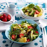 Mixed Summer Salad - Coles Recipes & Cooking